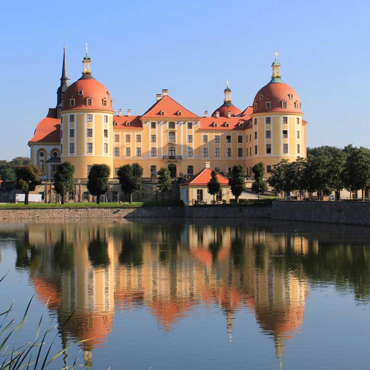 Tour 02 - Schlosspark Moritzburg