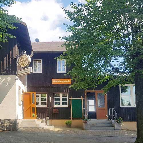 Tour 11 - Wachberg Baude Saupsdorf